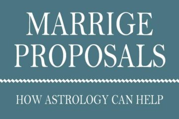 Marriage Proposals and Astrology