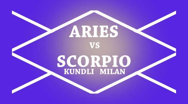 aries vs scorpio kundl -milan